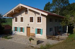 Sanierung und Umbau eines Bauernhauses in Aschau im Chiemgau