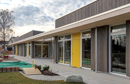 Kindertagesstätte Aising Rosenheim