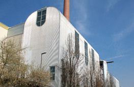 Müllkraftwerk Rosenheim