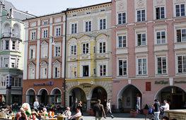 Geschäftshaus Max-Josefs-Platz13 Rosenheim
