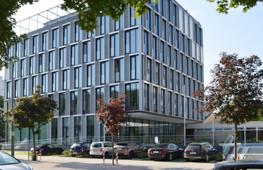 Erweiterung Landratsamt Rosenheim