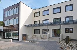 Bürogebäude in Rosenheim