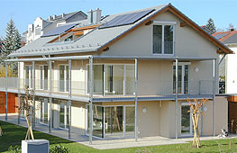 Doppelhaus Kolbermoor
